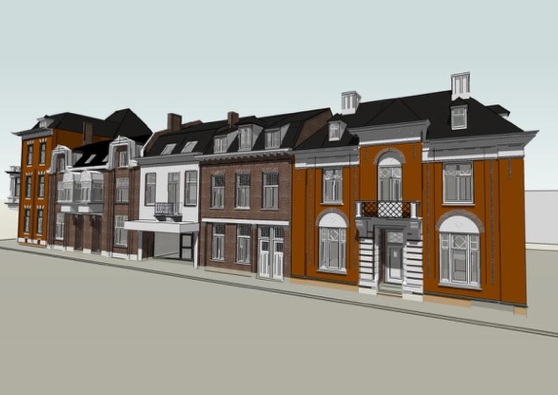 Honigmannstraat Heerlen